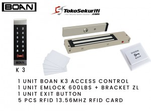 paket boan k3 access control