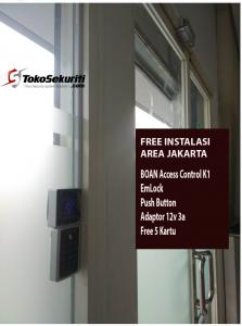 Paket Pasang Access Door