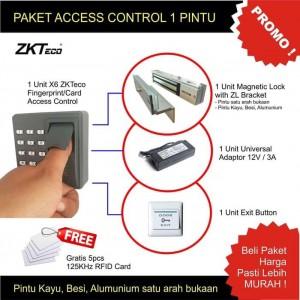 paket akses kontrol