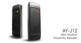 EntryPass EM Prox Reader EP.AYJ12