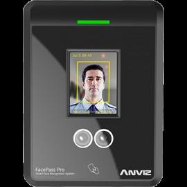 Mesin Absen Wajah Anviz Facepass Pro